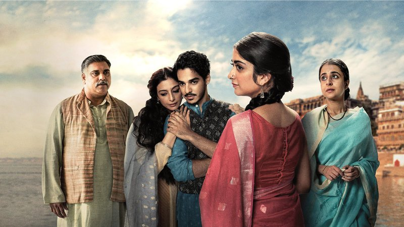 Netflix executives booked temple kissing scene Indian webseries