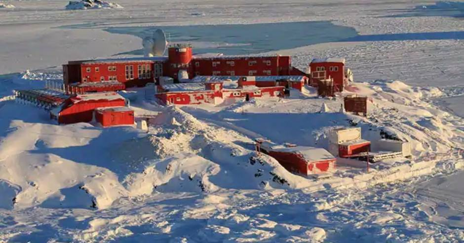 Covid19 cases recorded in Antarctica for first time