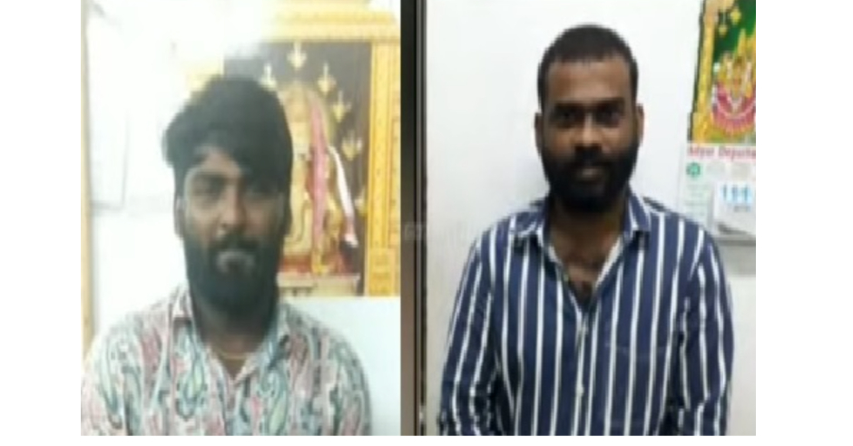 Chennai Talks Youtube Channel anchor arrested by Chennai Police