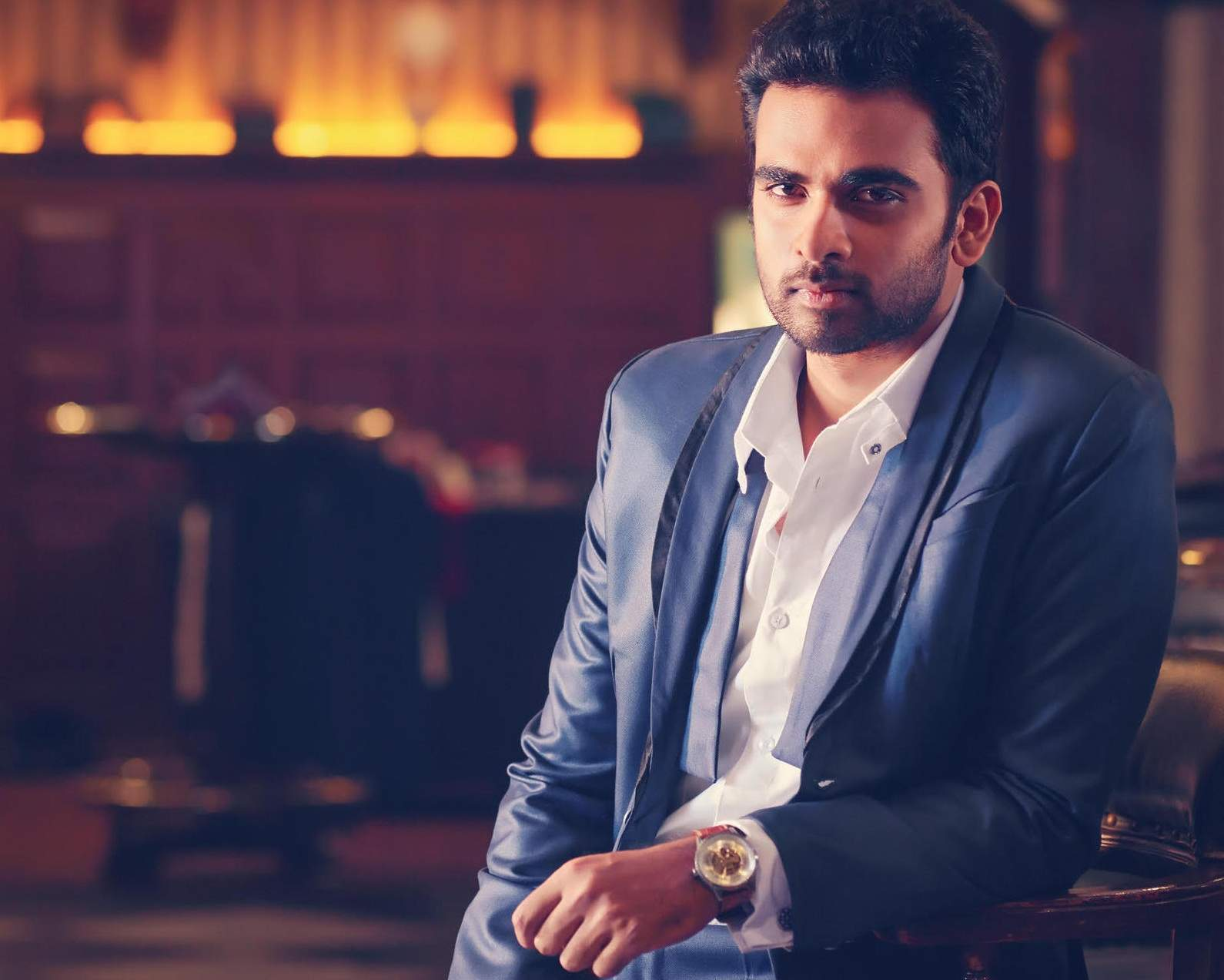 Popular Tamil hero reveals that he had to put on 103 kgs for his next film ft Theeni's Ashok Selvan