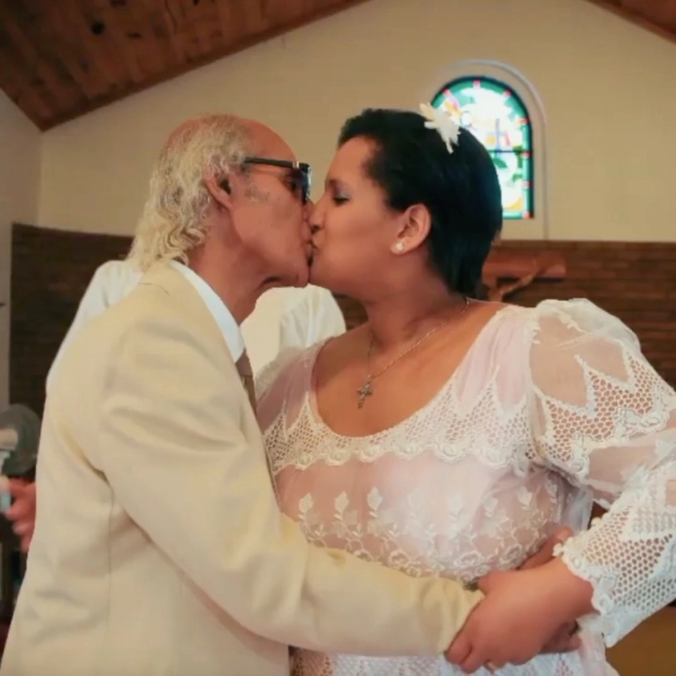 29 Year old law student marries man 51 years older than her