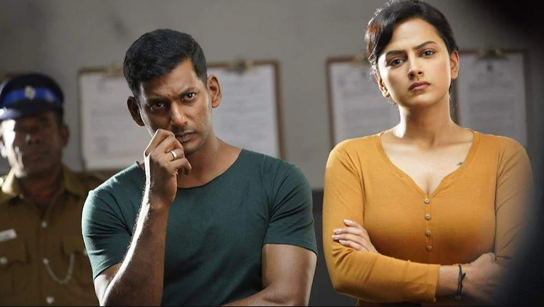 Even before its release on Feb 19, Vishal's Chakra sets a new record for the actor