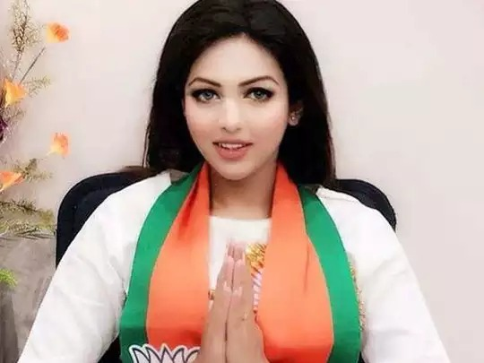 BJP youth wing leader Pamela Goswami held with 90-gm cocaine