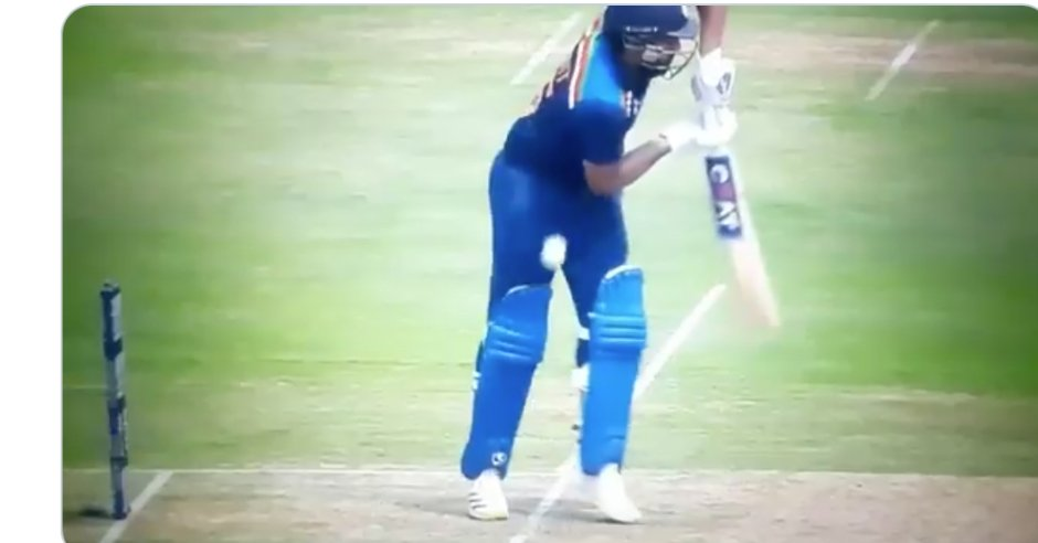 Rohit Sharma Hit On Elbow By Mark Wood's Quicker Ball