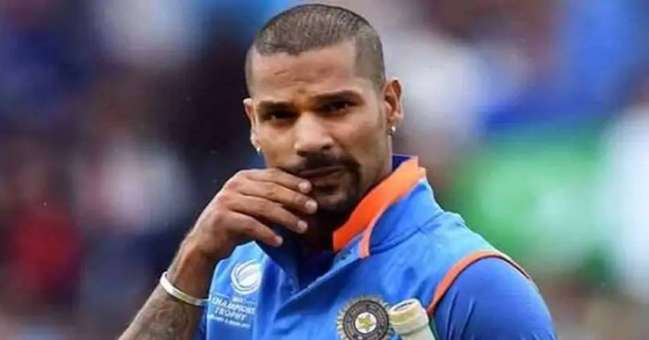 Shikhar Dhawan and Dhanashree Verma dance video goes viral