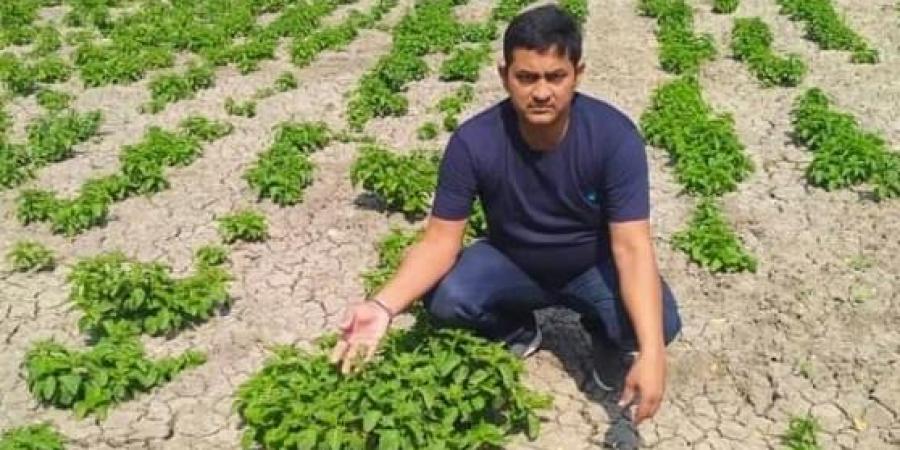 Bihar A farmer grows vegetables worth lakhs rupees