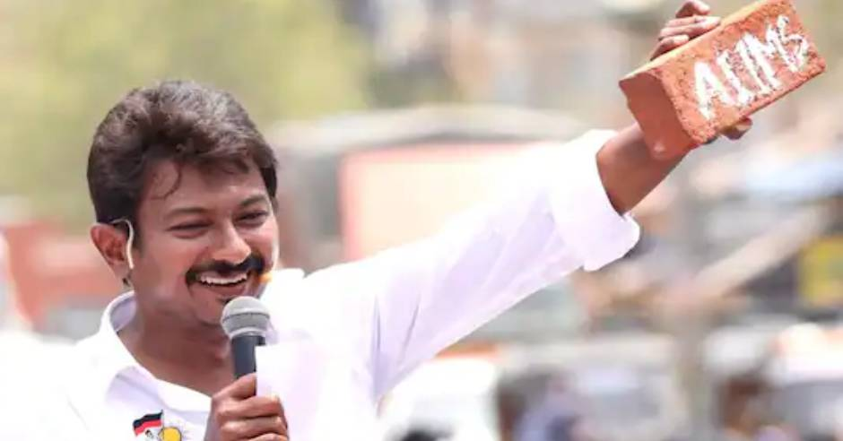 Udhayanidhi Stalin reply to the Election Commission's notice