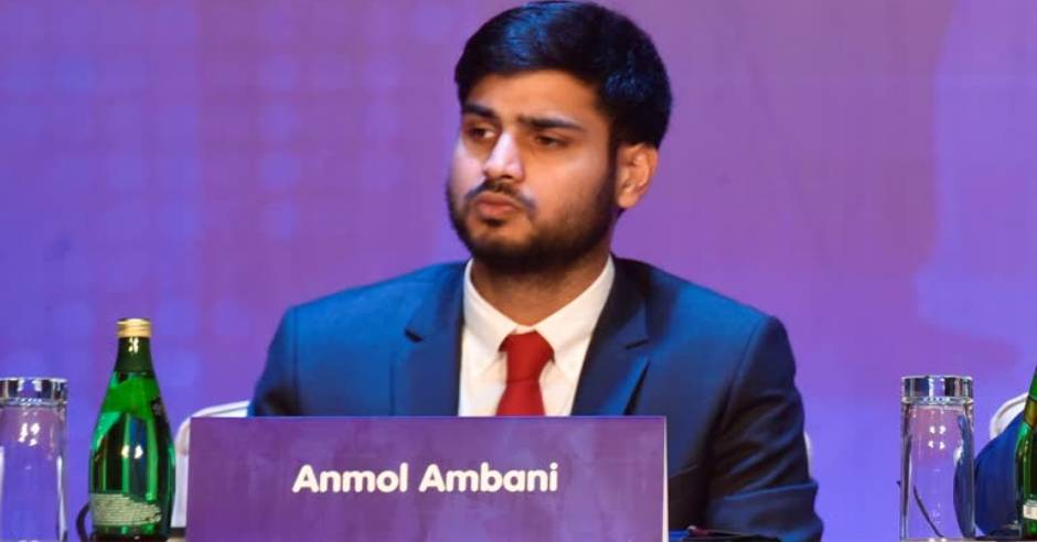 Anil Ambani's son Anmol Ambani lashes out against lockdowns