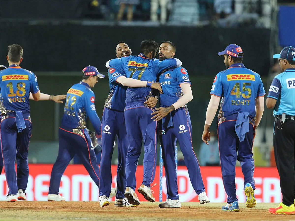 mumbai indians solve mystery behind ritika surprised look