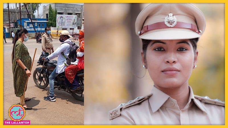 Pregnant DSP Shilpa Sahu urges people to follow Covid norms