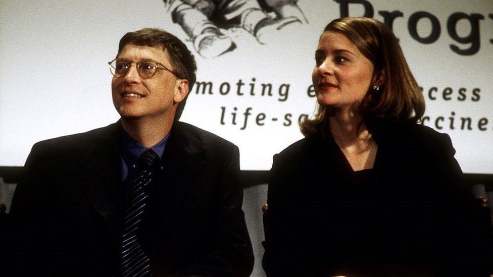 Bill Gates and Melinda divorce after 27 years of marriage