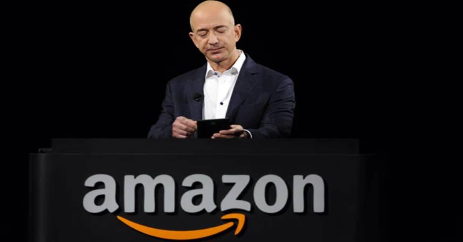 Amazon founder Jeff Bezos to fly to space next month