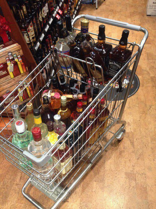 3 people arrested for hoarding liquor on train for friends