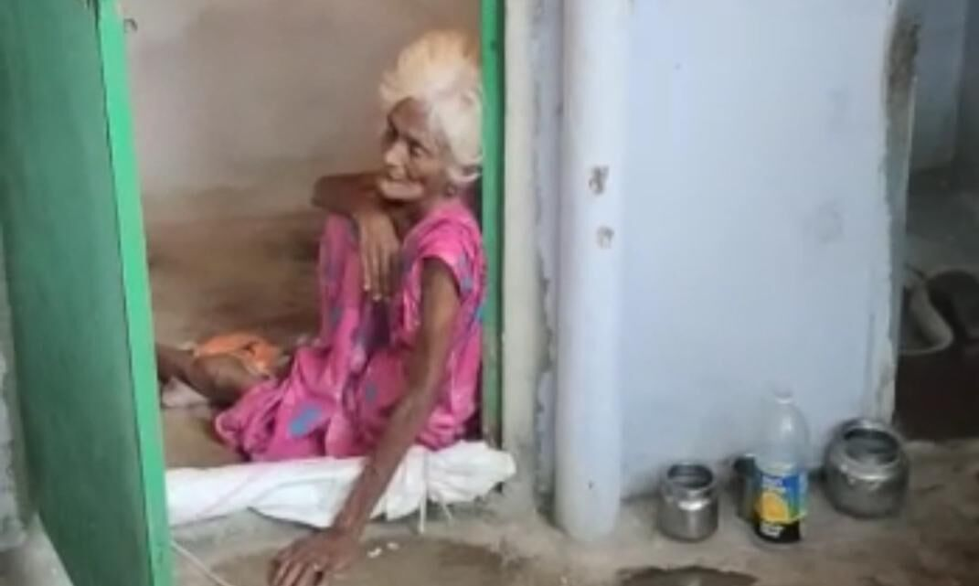 Salem: Son abandons 95-year-old mother in room near toilet