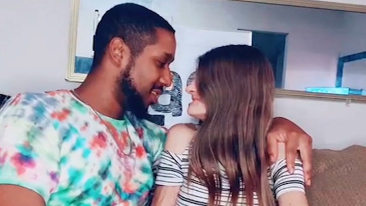 23-YEAR-OLD TIKTOK USER PROUDLY SHOWS OFF 60-YEAR-OLD GIRLFRIEND
