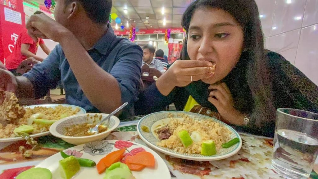 Eating biryani in midnight will lead to serious health problems