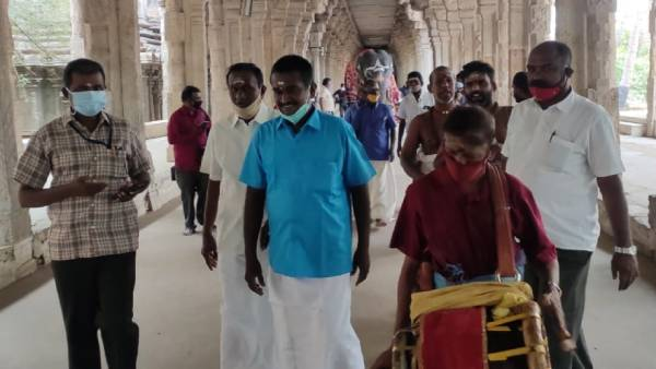 Nellaiappar Temple's Three Gates To Open After 17 Yrs For Devotees