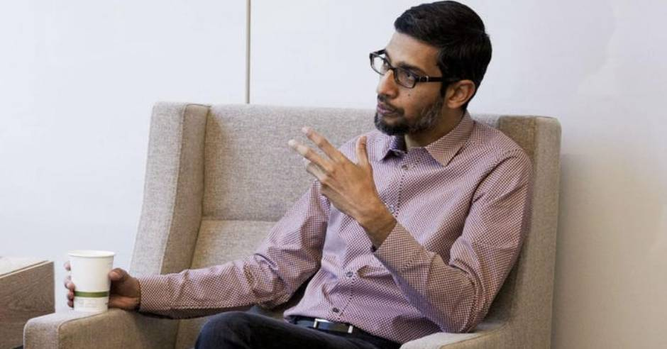 Google CEO Sundar Pichai shares when he was last cried